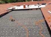 Reparamos techos e instalamos techos nuevos