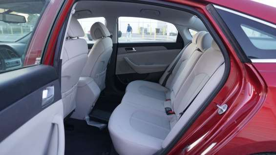 Fotos de Hyundai sonata 6