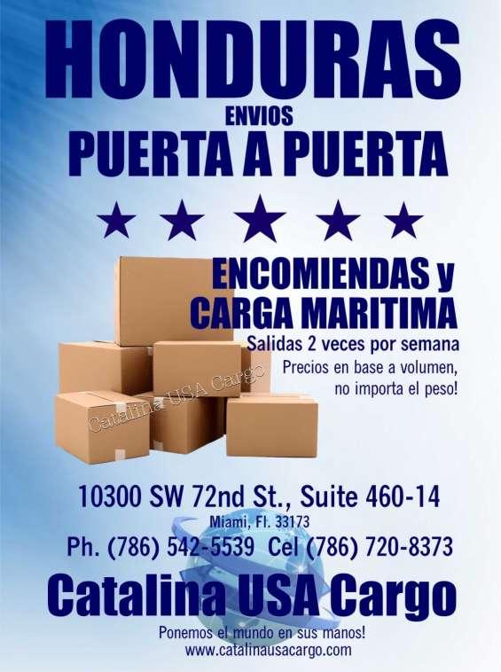 Servicios carga maritimo, rempaque,encomiendas,carga aereo