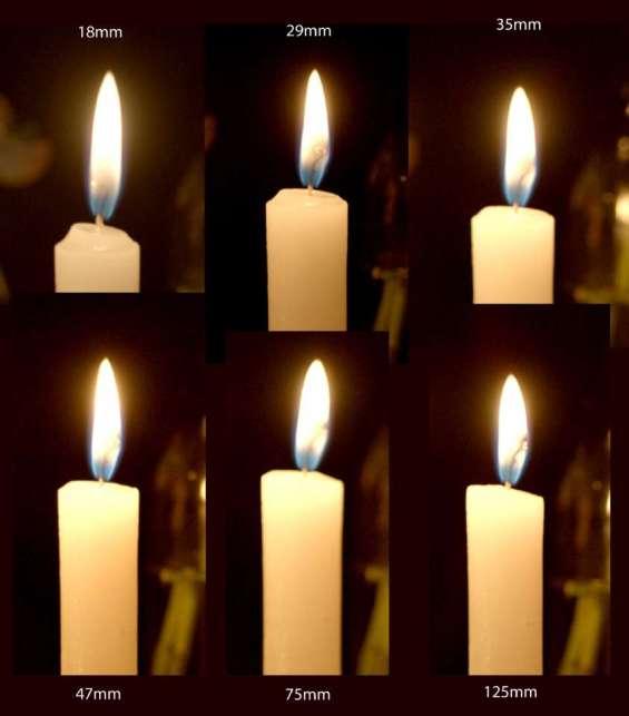 Taller de lectura de velas